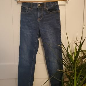 Boys size 8 karate jeans